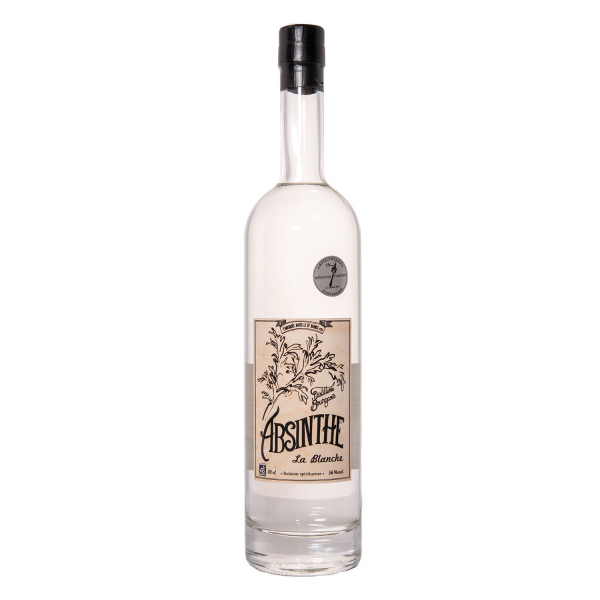 Absinthe Bourgeois La Blanche