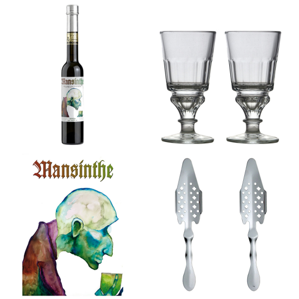 Mansinthe Bundle